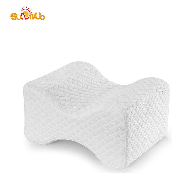 amazon best sells leg pillow for sleeping memory foam cooling knee pillow with adjustable and removable strap buy knee pillow orthopedic knee pillow memory foam knee pillow product on alibaba com