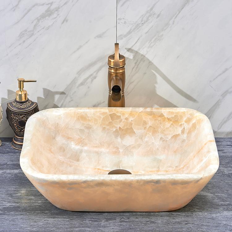 rectangle shape bathroom onyx water hand wash sink bowl buy rectangle shape bathroom onyx water hand wash sink bowl rectangle onyx water hand wash sink onyx water hand wash bowl product on alibaba com