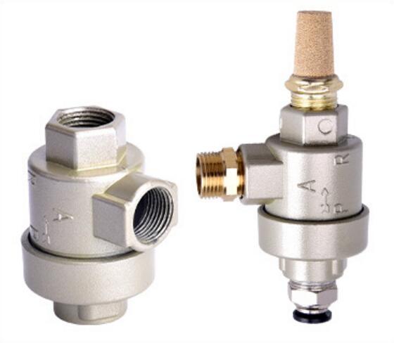 pneumatic pipe quick exhaust valve qea