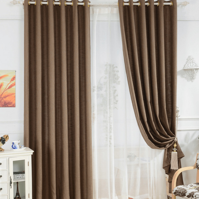 double curtain rod blackout lining 3 pass beautiful kitchen curtains buy beautiful kitchen curtains blackout lining 3 pass double curtain rod