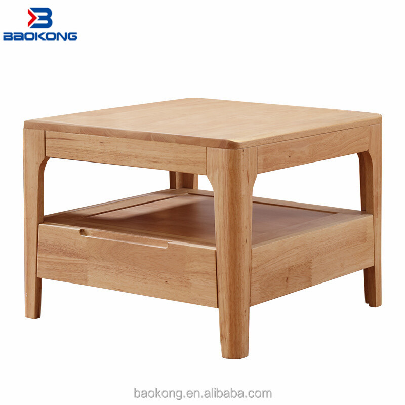 modern design solid wood small corner table living room square coffee table buy wooden corner table designs wood center table design solid wood slab