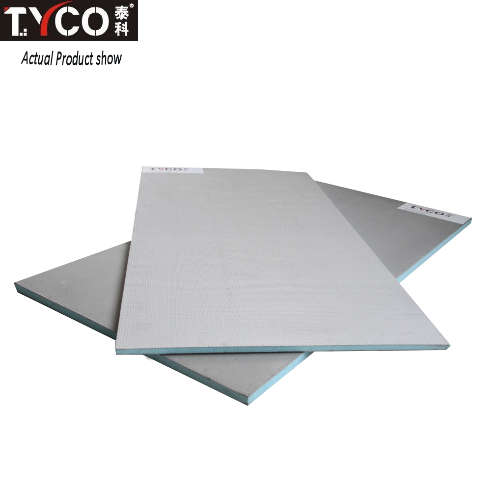 easy installation thermal insulation 6mm thin xps tile backer board hot sale in europe buy 6mm thin xps tile backer board thermal insulation tile