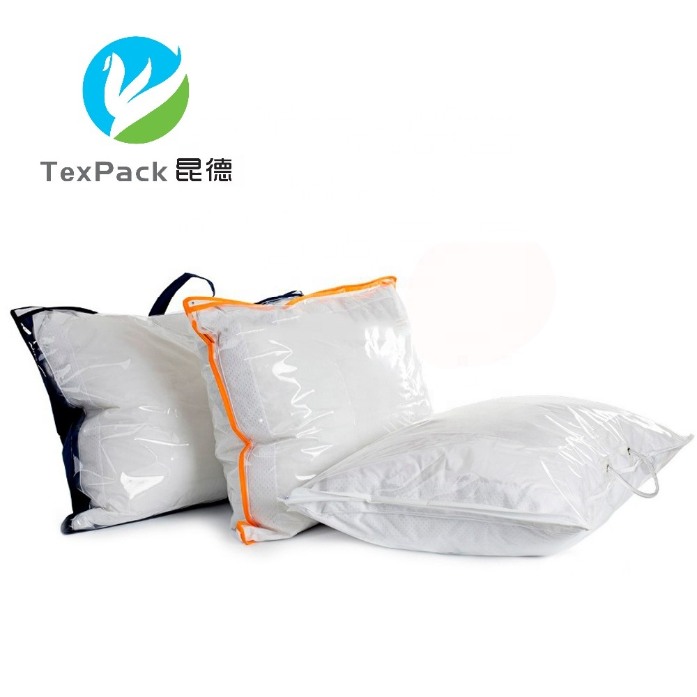 homewares plastic clear duvet blanket beddings storage bags for pillow packaging with zipper buy zipper pillow storage bag bedding storage bag for