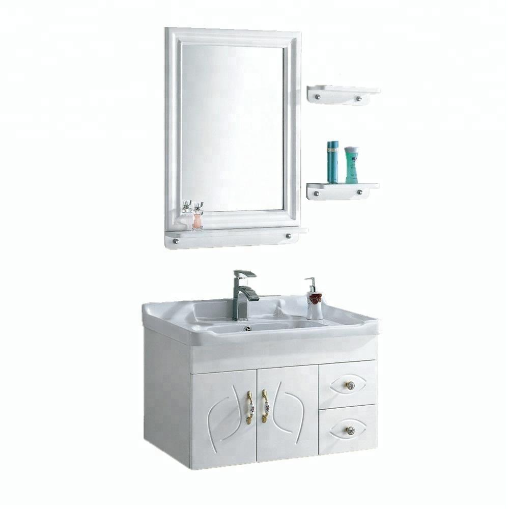 moderne vanite de salle de bain d angle suspendu armoires de salle de bain en pvc buy armoires de salle de bain armoires de salle de bain en pvc