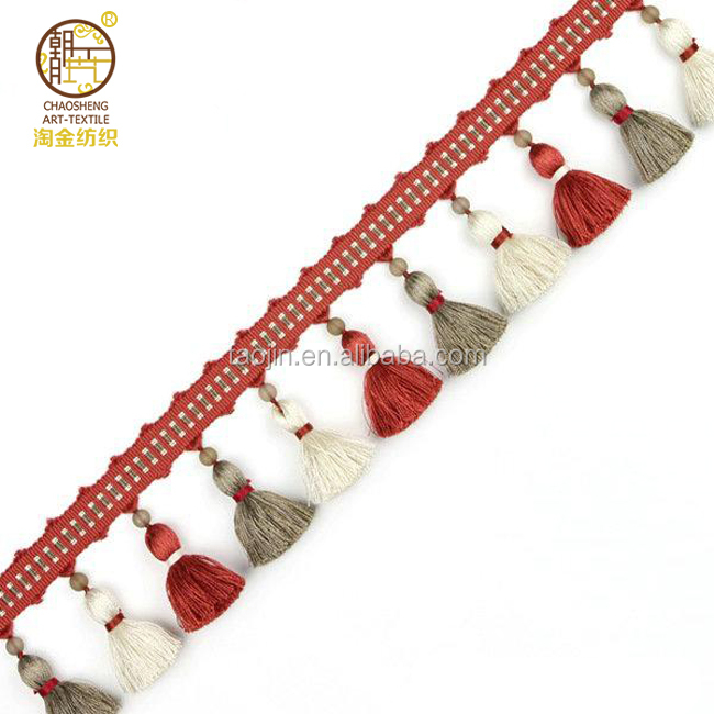 curtain lace tassel fringes and trims for curtains and sofa decoration buy fringes and trims tassel fringes lace trimming product on alibaba com