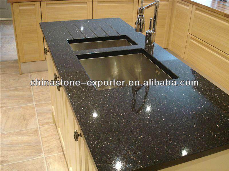 black galaxy granite tile slab countertop vanity top buy black laminate countertop black galaxy quartz countertop black galaxy bullnose granite