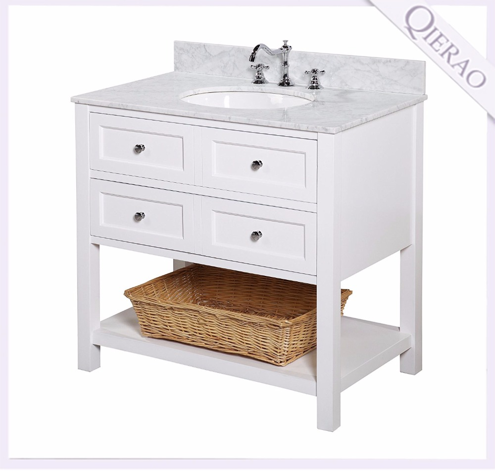 36 inch lowes white modern bathroom vanity combo with ceramic sink and marble countertop buy bathroom vanity lowes bathroom vanity combo 36 inch