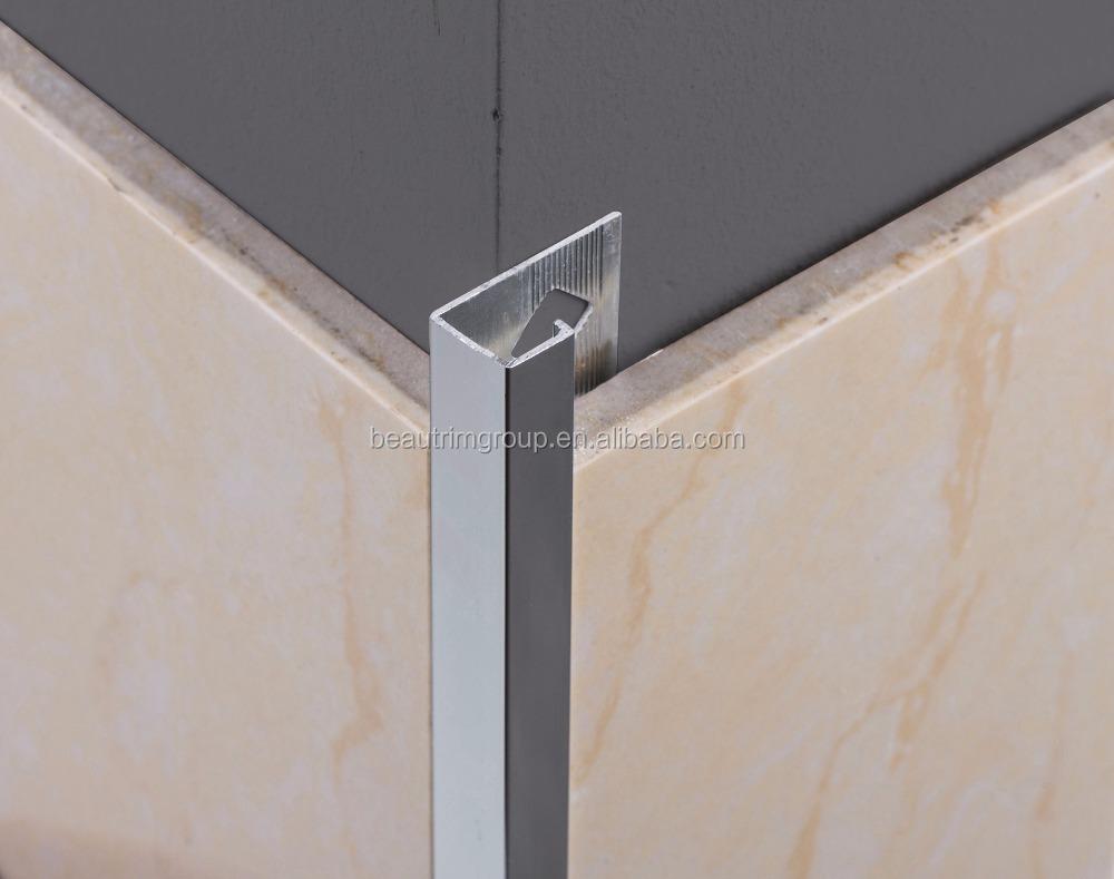 bronze flexible metal tile edge trim buy bronze metal tile trim flexible tile trim metal edge trim product on alibaba com