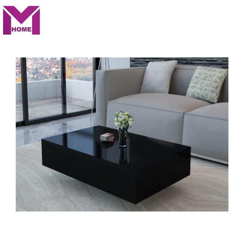 new design melamine modern wood veneer coffee table center table for living room buy wood veneer coffee table cabiet modern coffee table living room