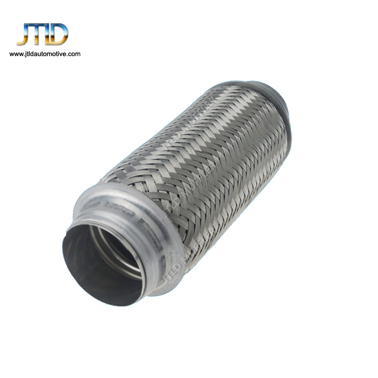 exhaust manifold and catalyst converter connector flexible pipe buy converter connector flexible pipe truck exhaust flexible pipe exhaust pipe