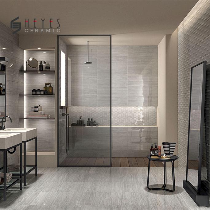 polished marble wood look porcelain tiles bathroom big size buy marble wood look wood look tiles bathroom product on alibaba com