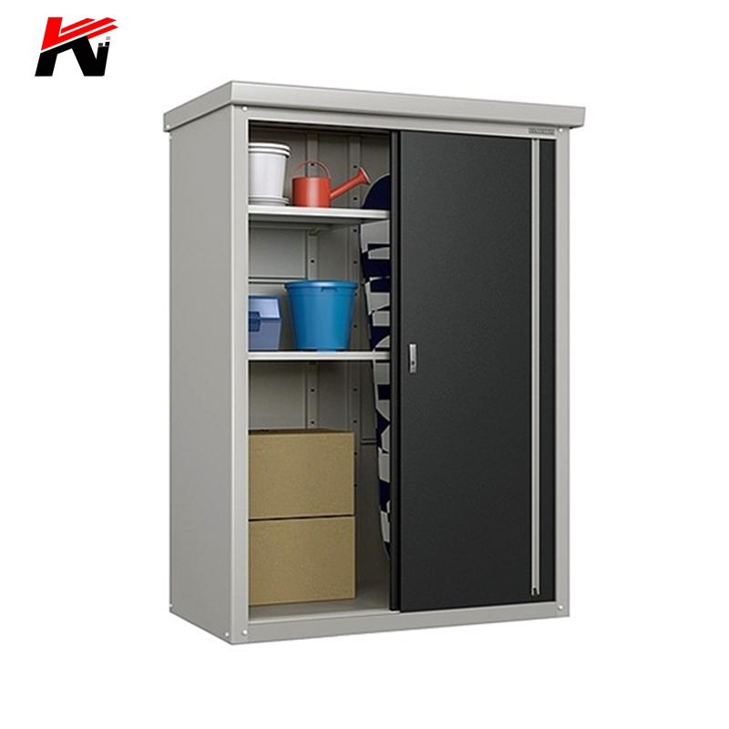 armoire a portes coulissantes de jardin moderne rasoir a cles etagere ajustable rangement de velo buy casier de velo armoire de rangement exterieure