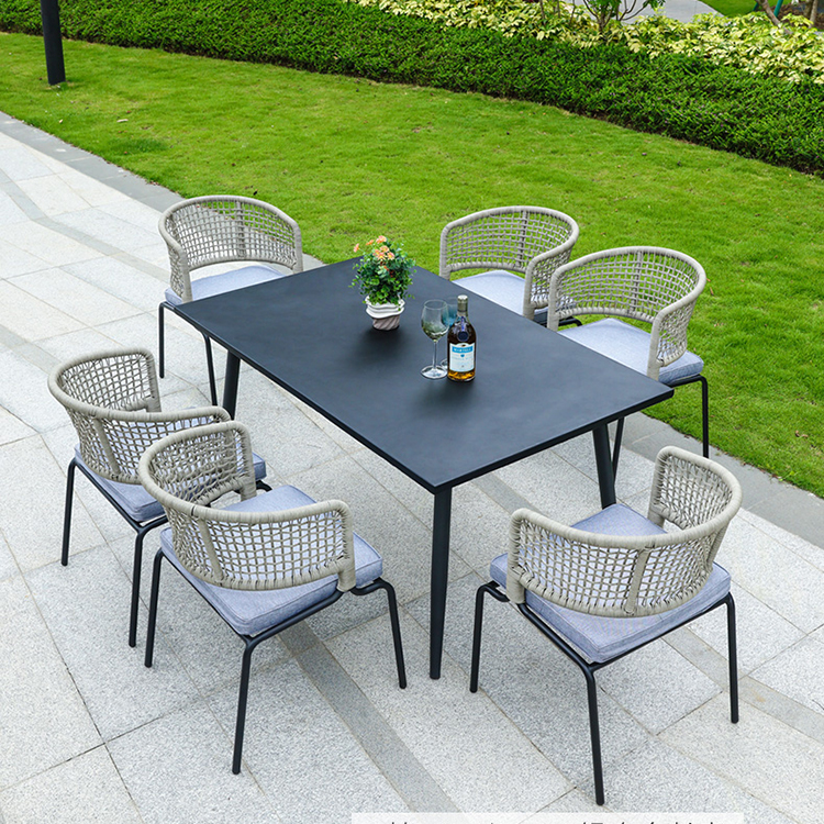 garden table and chairs dining outside restaurant rattan sets outdoor patio furniture buy outdoor patio furniture patio dining set garden table and