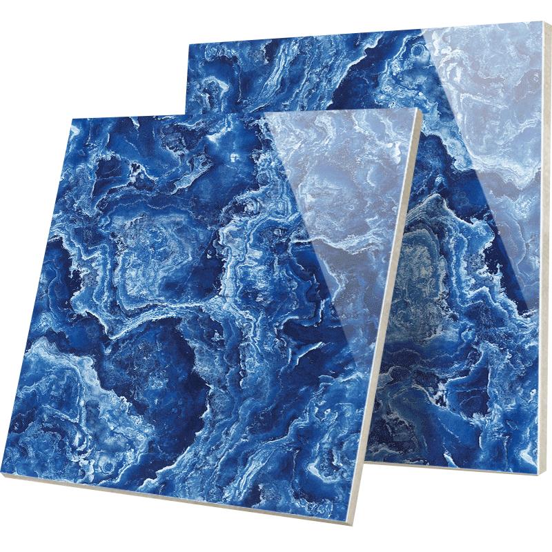 ocean blue marble floor tile 800x800mm buy blue marble floor tile ocean 80x80 tile product on alibaba com
