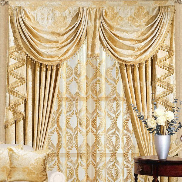2016 high quality popular fashion elegant home decoration curtain fabric blinds window for living room hotel office hospital buy curtain fabric