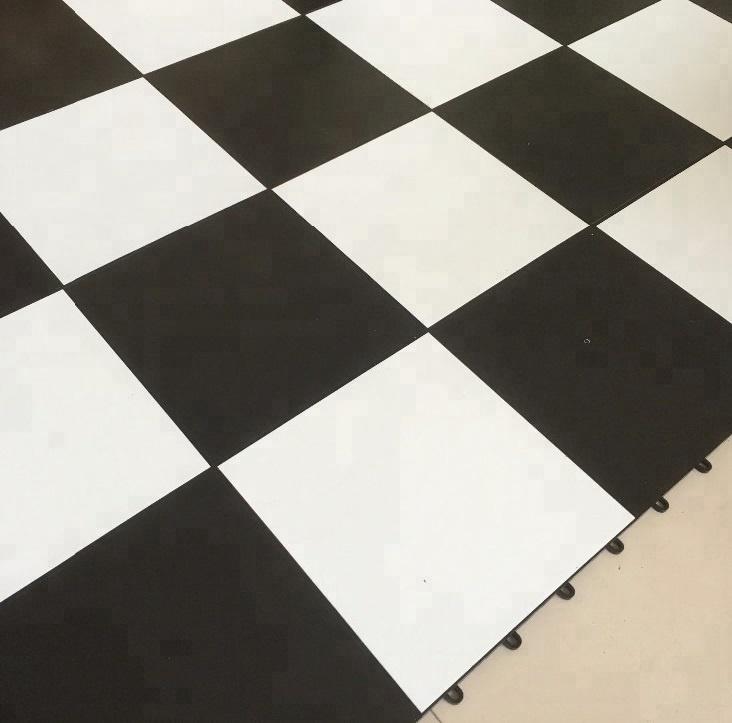 black and white vinyl flooring interactive dance floor buy pvc floor tiles dance floor plastic tiles product on alibaba com
