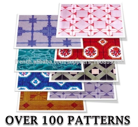 qualite linoleum pvc de sol en vinyle tapis de sol carrelage epaisseur de 0 35 a 4 mm buy linoleum product on alibaba com