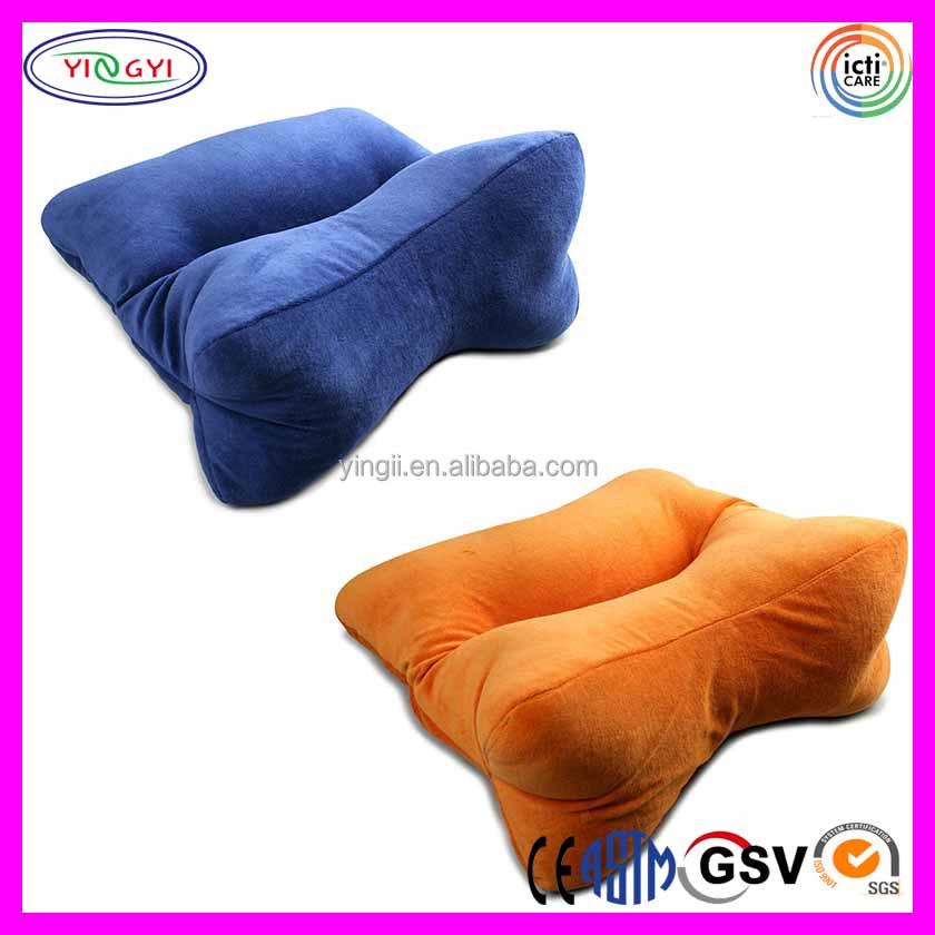 e355 ortho bone cervical pillow neck head support plush cervical spondylosis massage pillow buy cervical spondylosis massage pillow ortho bone