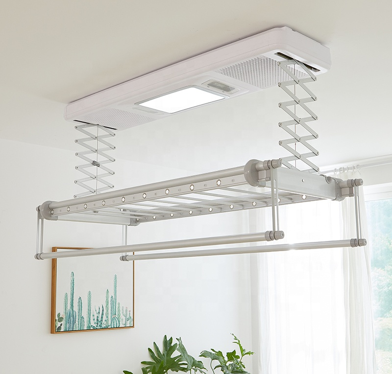 multifunction electric automatic folding clothes drying hanger dryer rack buy ceiling clothes dryer rack extendable clothes hanger electric clothes