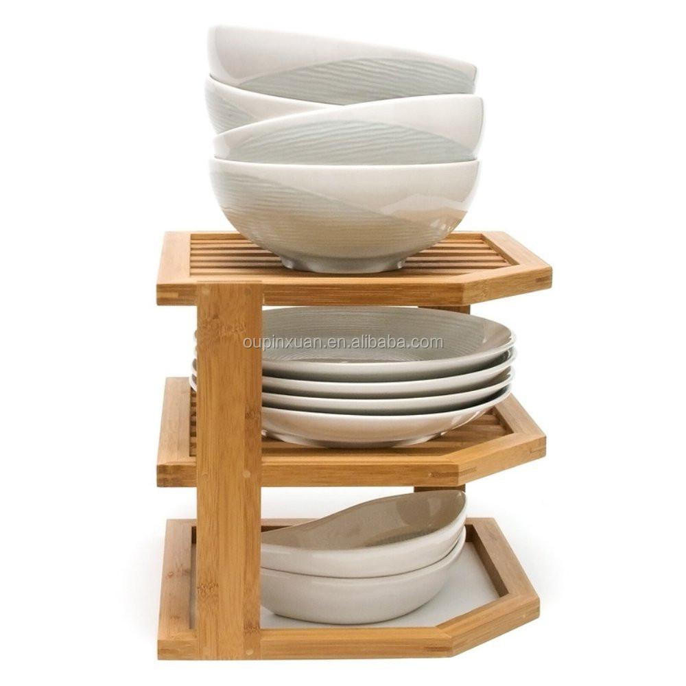 home basics bamboo dish drainer dish rack bamboo 3 tier corner shelf buy corner shelf dish drainer dish drainer rack product on alibaba com