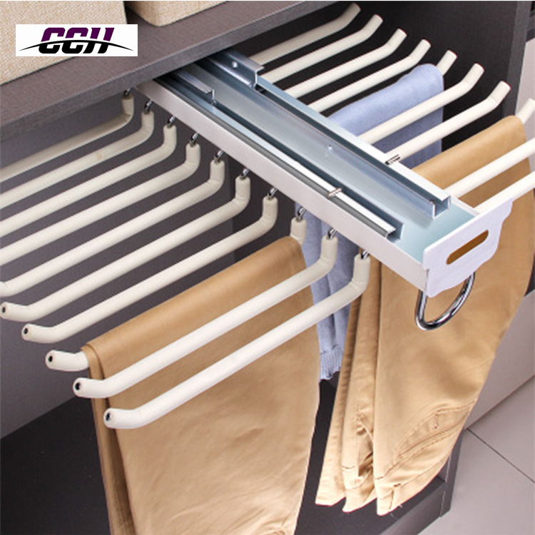 hangers for cloths wardrobe pull out pants rack clothes hanger rack chrome sliding hanging storage basket buy sliding storage baskets hanger stand