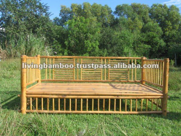 bamboo outdoor daybed bd 057 bamboo furniture buy patio furniture bamboo furniture bamboo bed product on alibaba com