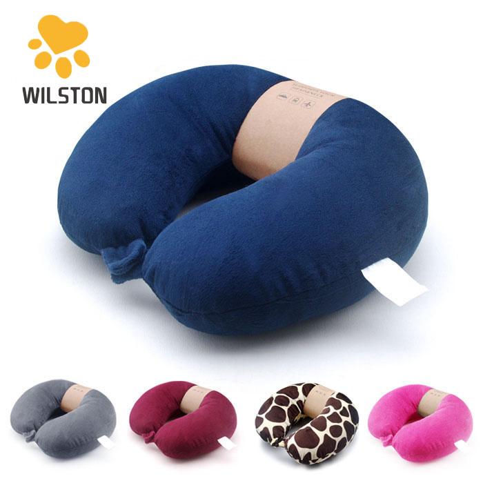 custom travel pillow u shape neck support pillow buy travel pillow travel neck pillow u shape travel pillow product on alibaba com