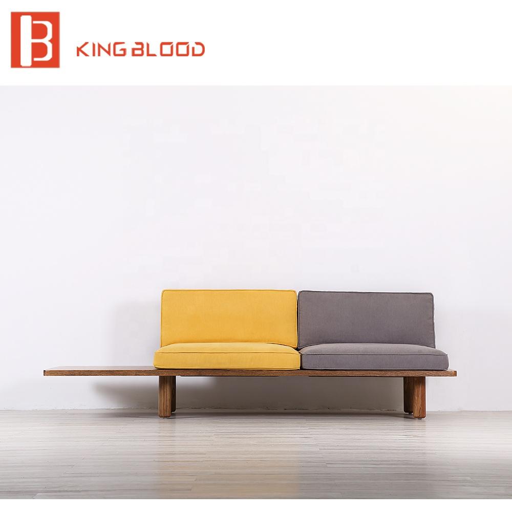 canape en bois massif au design moderne ensemble avec tissu pour meubles de maison buy canapes et canapes modernes en tissu ensemble de canape en