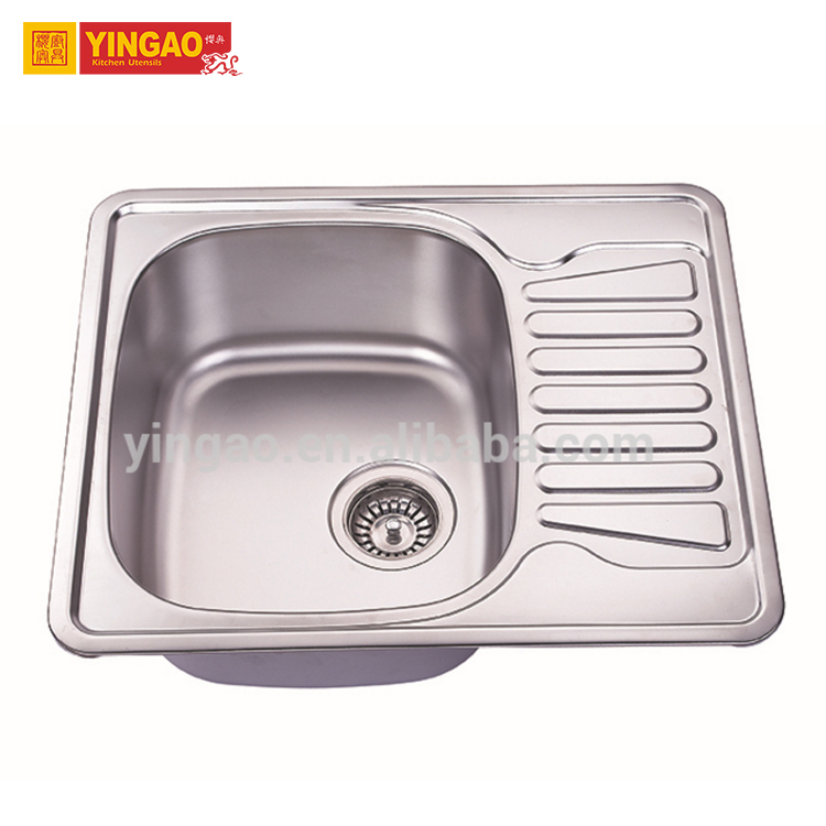 factory price stainless steel single bowl kitchen sink with drainboard buy philippines kitchen sink cheap kitchen sinks small kitchen sink product