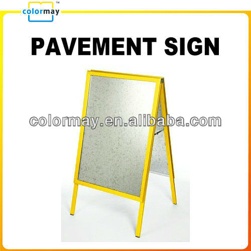 a1 size poster stand large poster board buy large poster board a board stand display board product on alibaba com