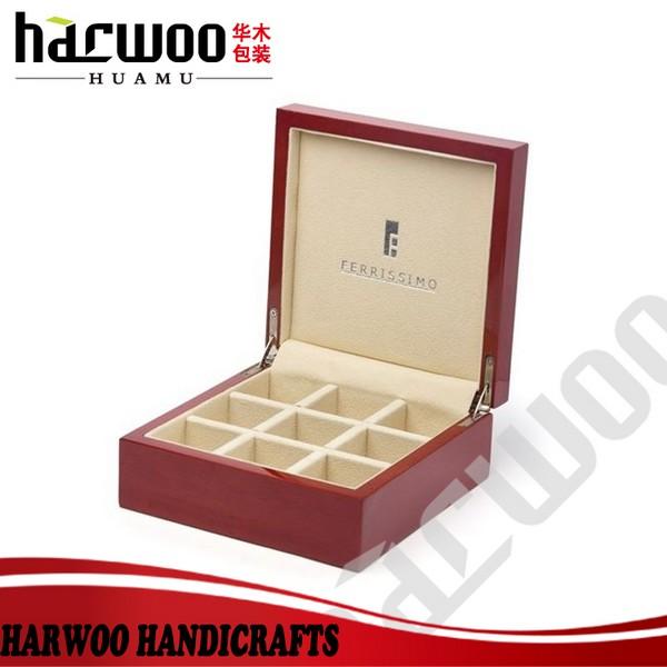 luxe noeud papillon en bois boite de rangement avec compartiments buy boite de rangement pour nœud papillon boite de rangement pour nœud papillon en