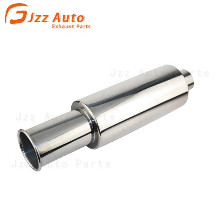 jzz silencer spoon muffler custom exhaust pipe to replace for honda buy muffler car muffler custom muffler product on alibaba com