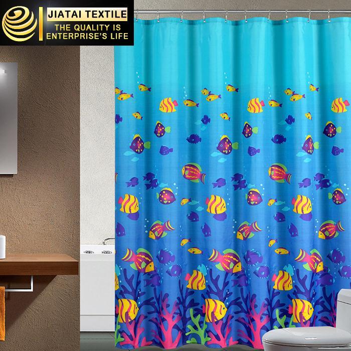 tropical fish sea sight pattern bath curtain fish shower curtain bathroom curtain buy fish shower curtain printed shower curtain bathroom curtain