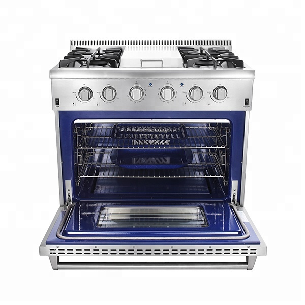 36 inch portable 4 burner gas stove with grill and oven buy portable gas stove gas stove with grill and oven 4 burner gas stove product on