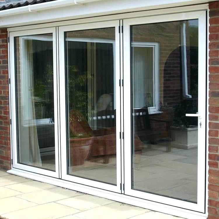 residential aluminium frame double glazed 3 panel sliding patio door price buy aluminium door frame price sliding patio door 3 panel sliding door