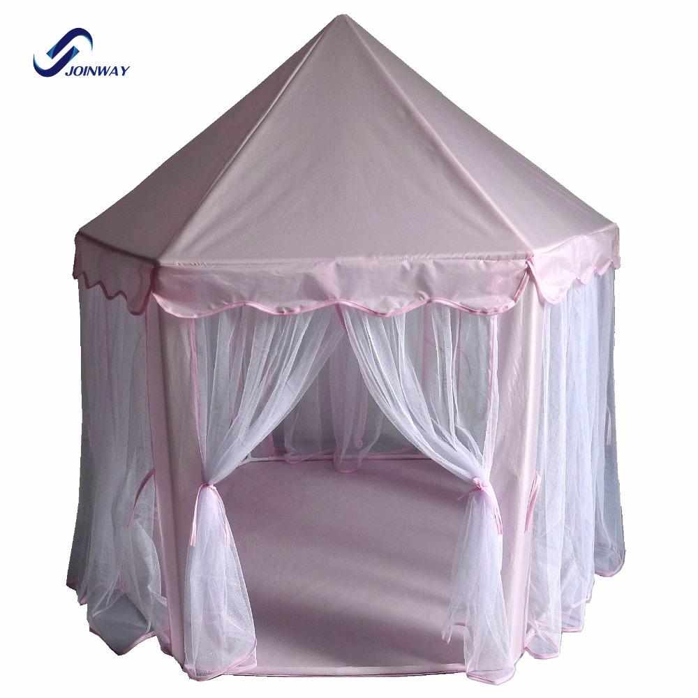 Jws 038 Hot Sale Pvc Pole Kids Play House Indoor Clean Room Princess Castle Tent House Buy Bermain Rumah Indoor Anak Tenda Anak Anak Dalam Ruangan Tenda Product On Alibaba Com