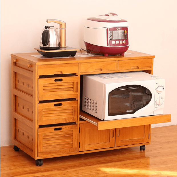kitchen mobile wood microwave oven cabinet dish cupboard cabinet in livingroom buy commercial kitchen cabinets mobile dish cabinet wood microwave