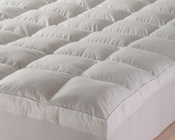 platinum collection 5 hotel pillow top down feather bed mattress topper buy cheap mattress topper duck feather mattress topper wholesale feather bed