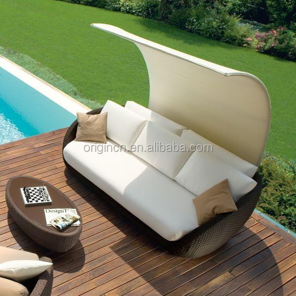 sofa curvado elegante para exteriores mesa de centro ovalada muebles de mimbre miami diseno de dosel buy miami muebles de ratan muebles de patio al