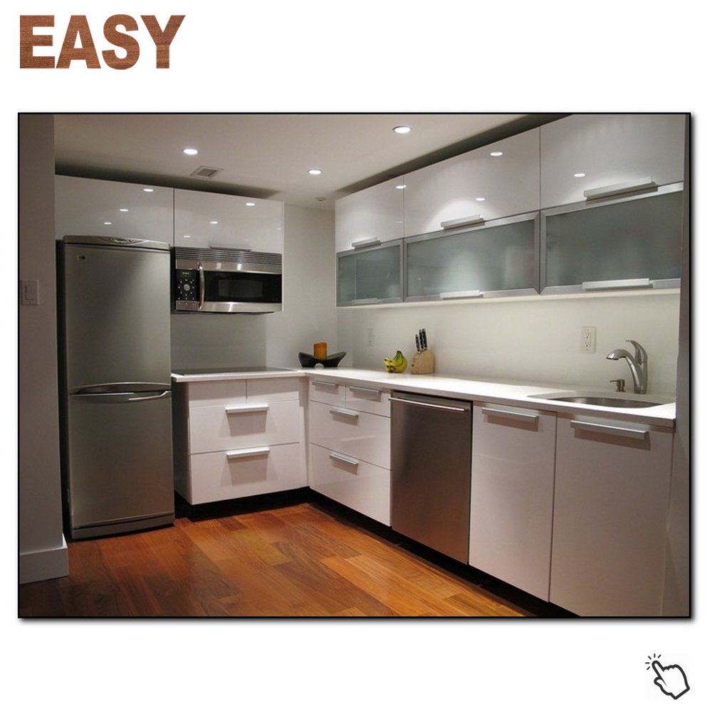 modern diy plywood kitchen cabinet with microwave handle design buy modern diy plywood kitchen cabinet kitchen microwave cabinet design modern