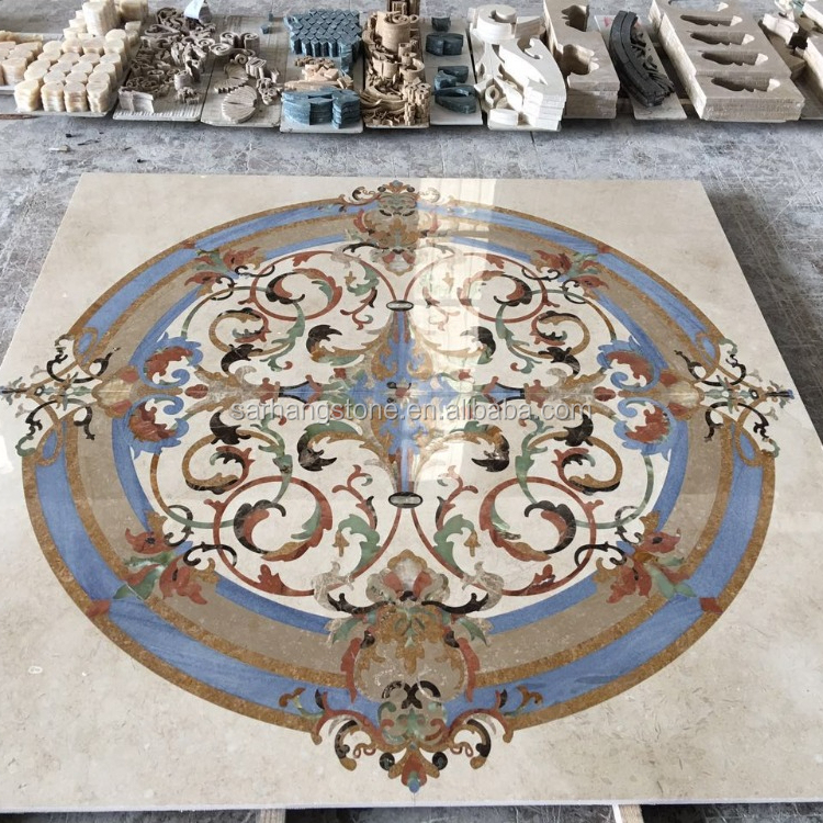 new design round tile marble floor medallion for house entrance buy decorative wall medallions wall tile medallions natural stone medallions product