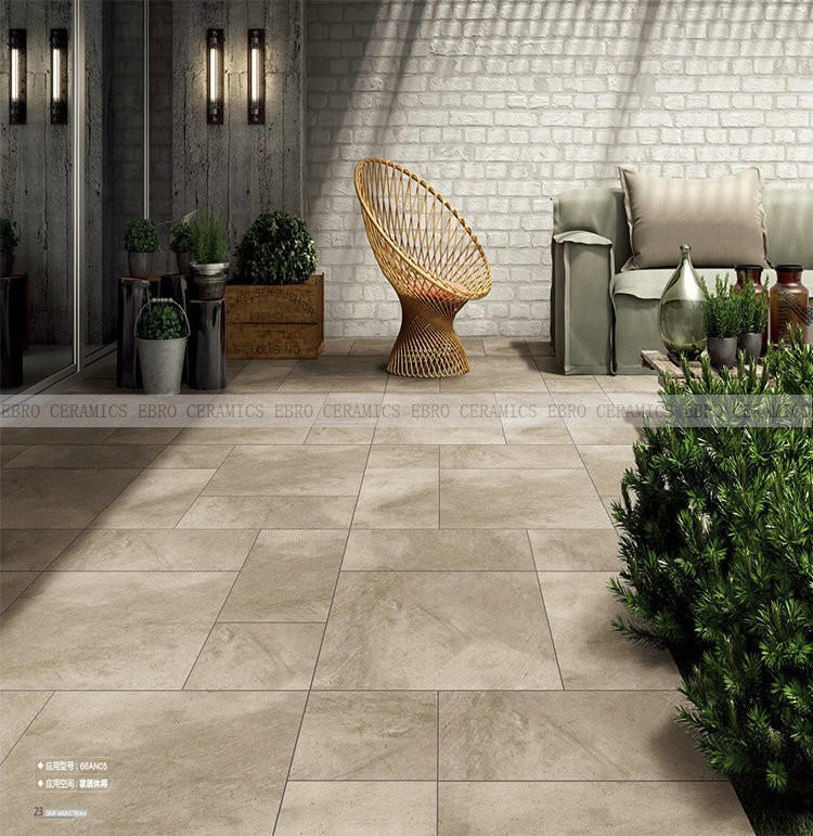 china building materials 24x24 spanish canyon slate glazed porcelain floor tile 66an05 buy canyon slate glazed porcelain tile spanish floor