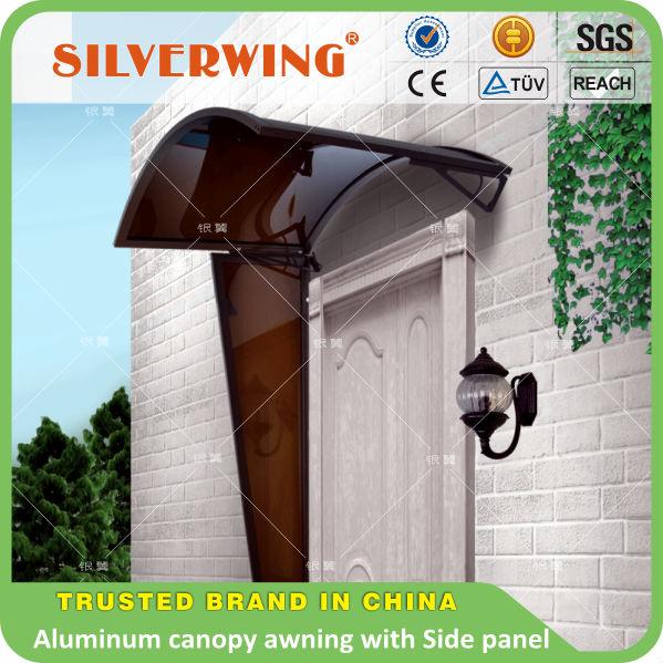 auvent de porte d occasion protection contre le vent et la pluie auvent de porte laterale avec contours de vidange d eau 1 piece buy auvents de