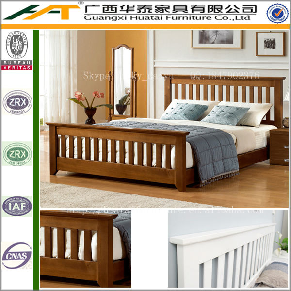 lit king en bois massif de haute qualite meuble de lit moderne pour garcon buy lit king size de haute qualite prix bon marche du lit en bois