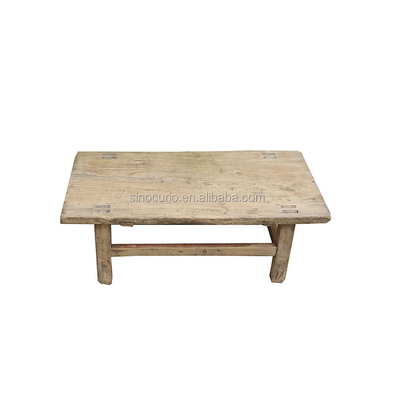 antique chinese old elm wood tea table natural color strong rustic coffee table buy antique collected wooden coffee tables antique rustic natural