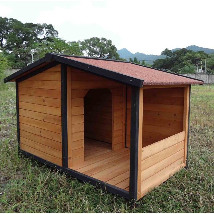 sdd011 high quality with porch wooden luxury outdoor dog house buy wooden dog house dog house with porch outdoor wooden dog house product on