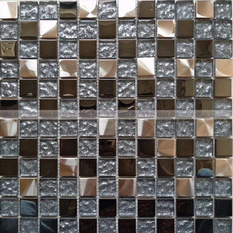 ebro mosaic factory supply mirror mosaic tile sheet mixed crystal glass mosaic tile buy crystal glass mosaic tile mirror mosaic tile sheet glass