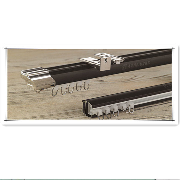 aluminum hanging curtain rod from ceiling sliding window track curtain track wheel buy curtain track wheel hanging curtain rod from ceiling aluminum