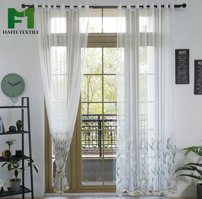 rideaux en dentelle en macrame brode floral voile de cuisine broderie florale buy rideaux en dentelle macrame rideau transparent a broderie