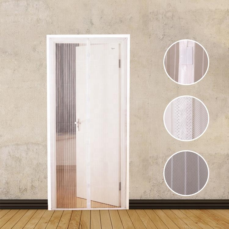 magnetic door screen mosquito net mesh curtain with magnets buy door screen screen door curtain magnetic screen door lowes product on alibaba com